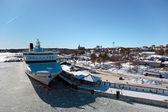 Port of Nynashamn — Stock Photo