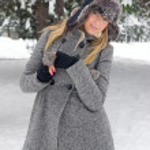 Winter girl — Stock Photo #1688308