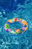 Swimming ring — Stock Photo