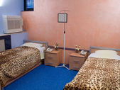 卧室 — 图库照片