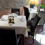 Restaurant interior — Stock Photo #1845002