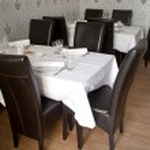 Restaurant interior — Stock Photo #1848255