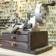 Old key duplicating machine — Stock Photo #1873520