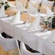 Wedding table — Stock Photo #1875266