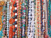 Necklaces — Stock Photo