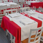 Restaurant table — Stock Photo #1904344