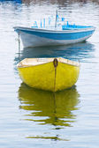 Two boats in water — Stock Photo