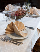 Table de restaurant — Photo