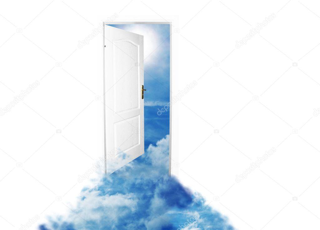 Door To New World. Sky Version