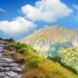 Mountains landscape — Stock Photo