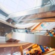 moderne shopping-mall — Stockfoto #2036133