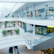 Modern shopping mall — Stock Photo