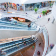 Modern shopping mall — Stockfoto
