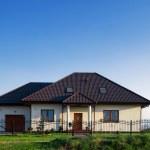 New family house — Stock Photo
