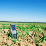 Wireless technology — Stock Photo