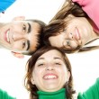 Circle of best friends — Stock Photo