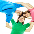 Circle of best friends — Stock Photo #2048113