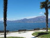 Garda landscape — Stock Photo