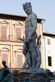 Florence, Biancone By Ammannati — Stock Photo