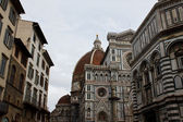 Florence, Dome — Stock Photo