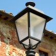 Stock Photo: old streetlight