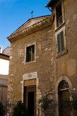Church in Terni — Stock Photo