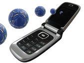 Mobilephone — Stock Photo