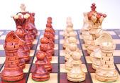 チェスの駒 — ストック写真