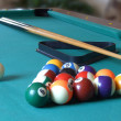 Royalty-Free Stock Photo: Billiard table_3