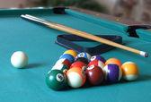 Billiard table_3 — Stock Photo