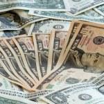 Dollars background — Stock Photo #2169245
