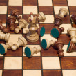 Chess battle — Stock Photo #2170173
