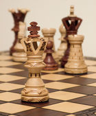 Chess Queen — Stock Photo