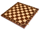Empty chessboard — Stock Photo