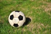 Football ball — Stock Photo
