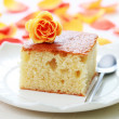 Royalty-Free Stock Photo: Delicious cake