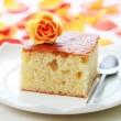 Delicious cake — Stock Photo #1690545
