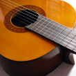 Stock Photo: Classical guitar 02