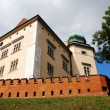 Stockfoto: Royal Wawel Castle, Cracow