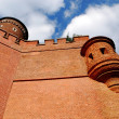 Wawel Royal Castle in Cracow — стоковое фото #1979119