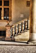 Royal wawel slott, krakow. polen — Stockfoto