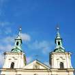 Church of Sts. Floriin Krakow — Stock Photo #1982154