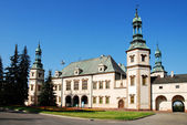 Bishop `s Palace in Kielce — Foto Stock