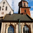 Cathedral at Wawel hill in Cracow — Foto de Stock