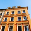 Foto Stock: Old home in Krakow