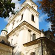 Church of Sts. Florian in Krakow - Foto de Stock