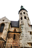 St. Andrew's Church in Cracow — Stock Photo