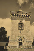 Florianska Gate — Stock Photo