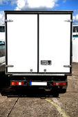Caminhão — Foto Stock