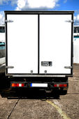 トラック — ストック写真